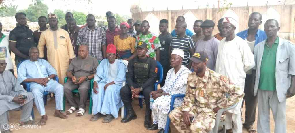 Leaders of Zangon Kataf in Kaduna Sue for Peace after violent protest against OPSH (1)