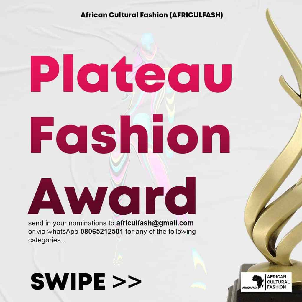 Plateau Fashion Award