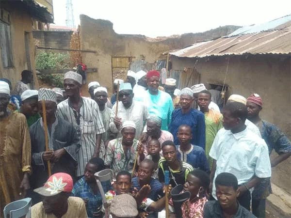 Beggars protest low patronage in Oyo State