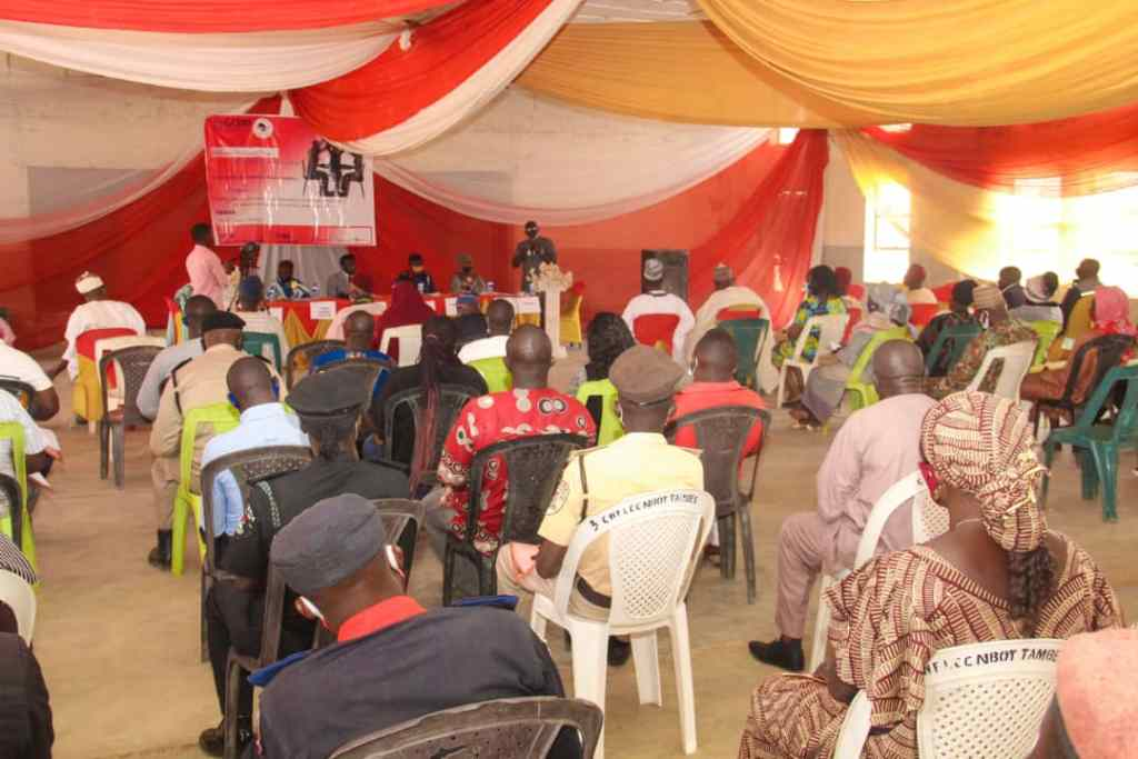 Farmer-Herder Clashes IGSR holds community Dialogue with stakeholders in Plateau 1