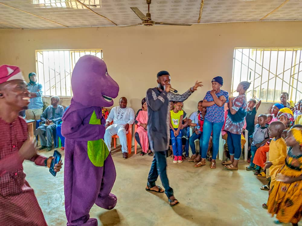 Godwin Okoko gifts 10 Plateau orphan children scholarship in Bassa LGA as he marks birthday 2