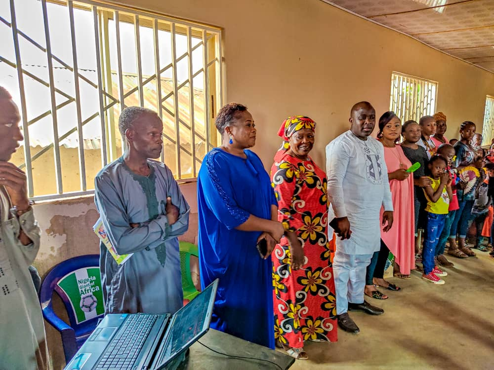 Godwin Okoko gifts 10 Plateau orphan children scholarship in Bassa LGA as he marks birthday 3