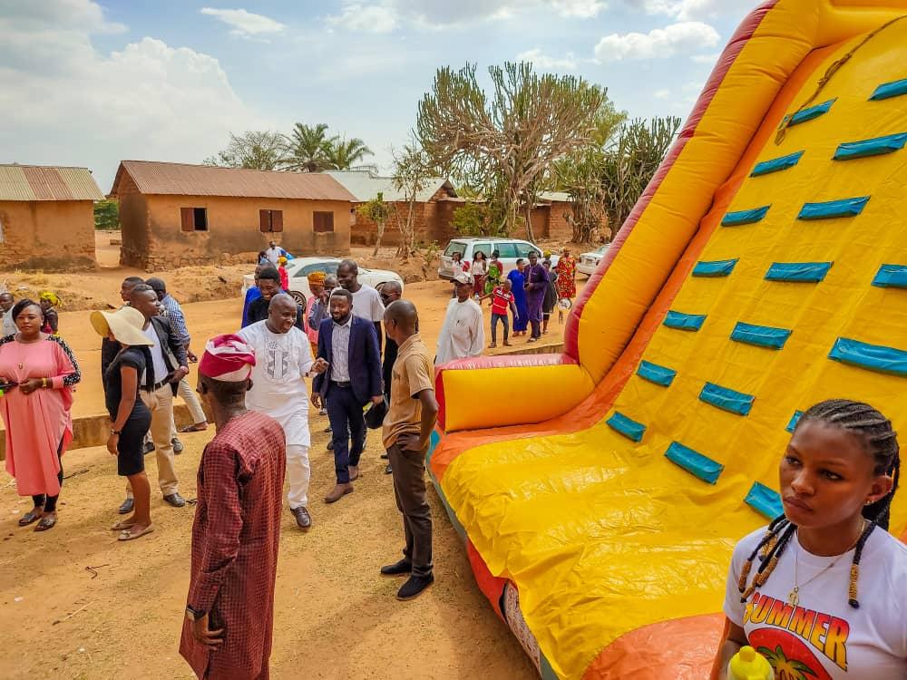 Godwin Okoko gifts 10 Plateau orphan children scholarship in Bassa LGA as he marks birthday 5