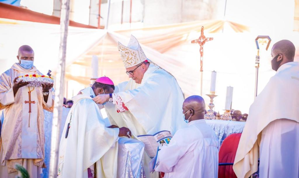 New Catholic Archbishop installed in Jos 4
