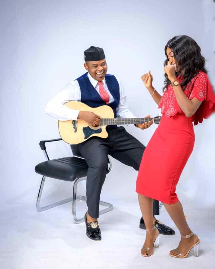 Prewedding photos of Who is Who Media boss Daniel Okpanachi 4