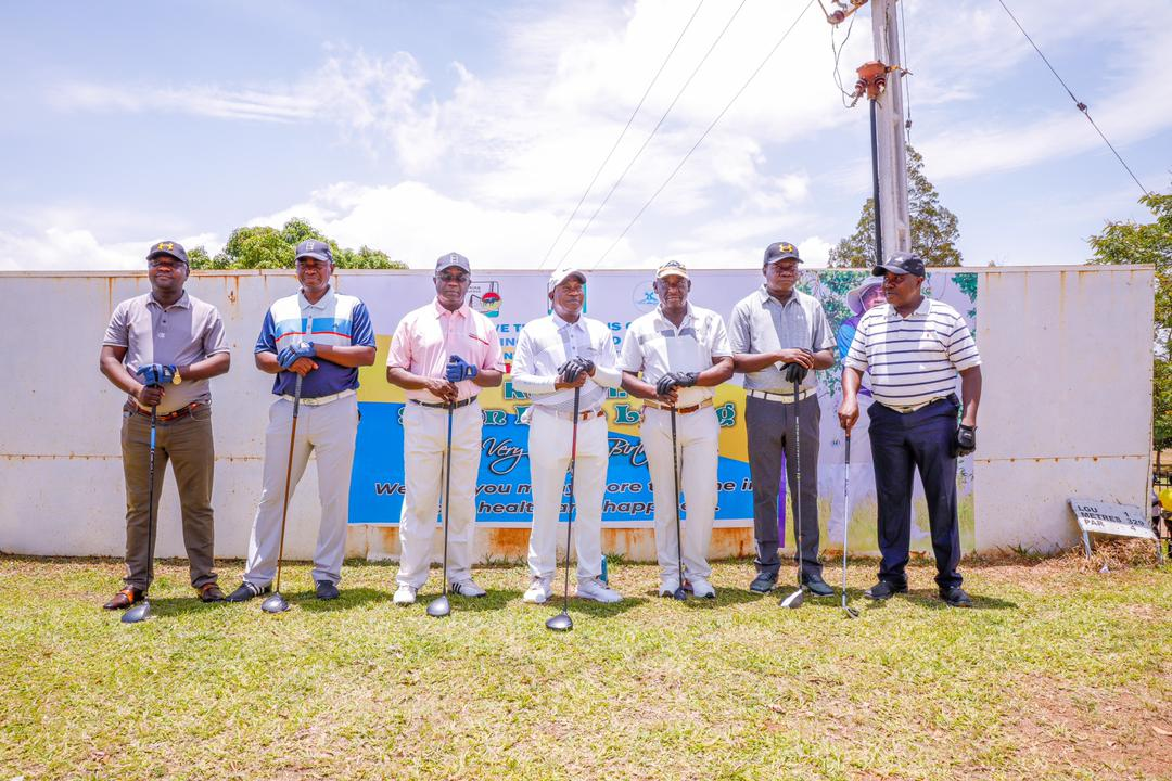 Sports Minister, Golf Community Honour Governor Lalong @58 3