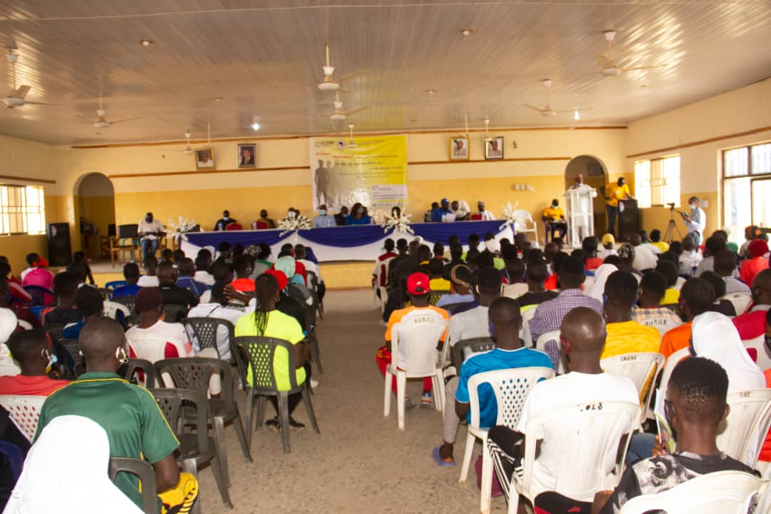 500 Youth from Plateau Central Senatorial Zone Trained by IGSR on Prevention of Violent Extremism 6