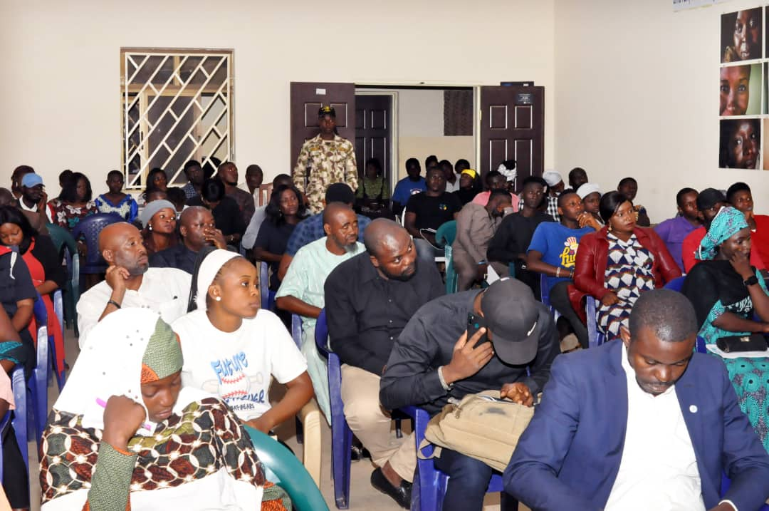 Youths should drive the process for building Peaceful Communities BEGE Foundation 3