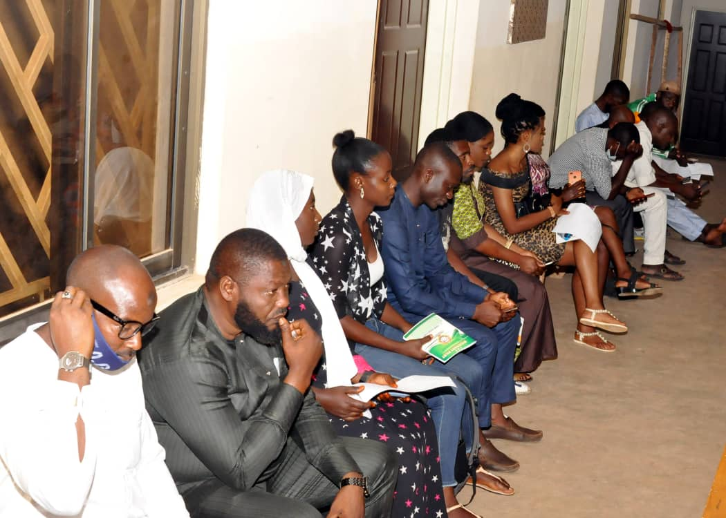 Youths should drive the process for building Peaceful Communities BEGE Foundation 7