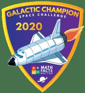 Galactic Champion badge