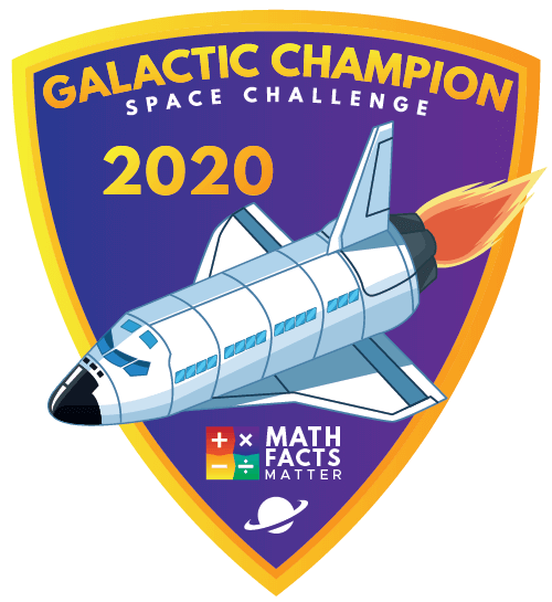 Galactic Champion badge