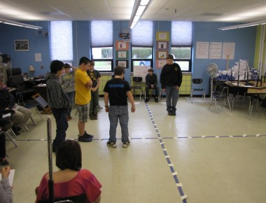 human sized coordinate graph