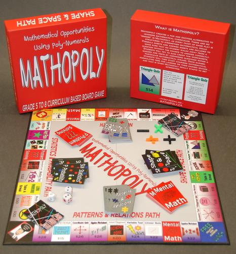 Mathopoly Pic