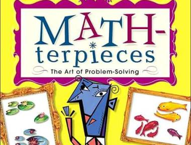Math-terpieces, Greg Tang