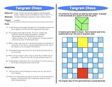 Tangram Chess