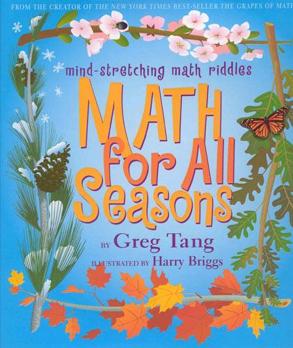 Math For All Seasons, Greg Tang