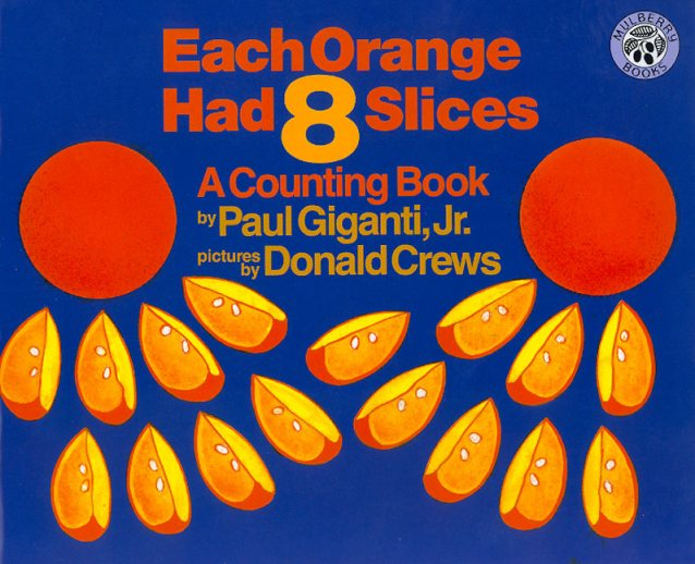 Each Orange Had 8 Slices by Paul Giganti