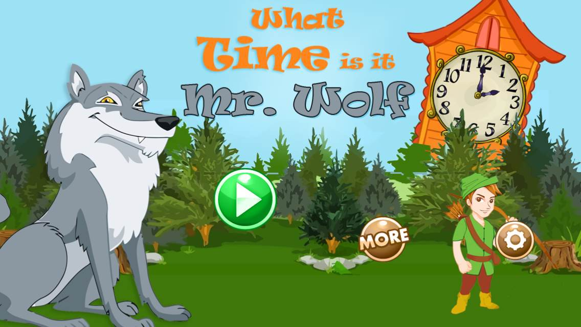 What Time is it Mr Wolf?