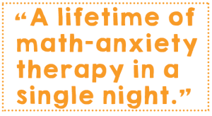 mathanxiety
