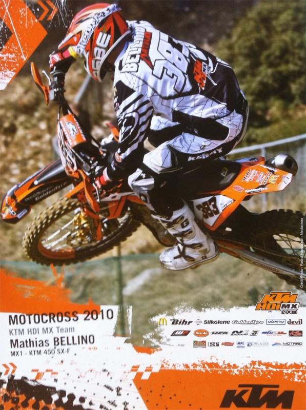 KTM 2010