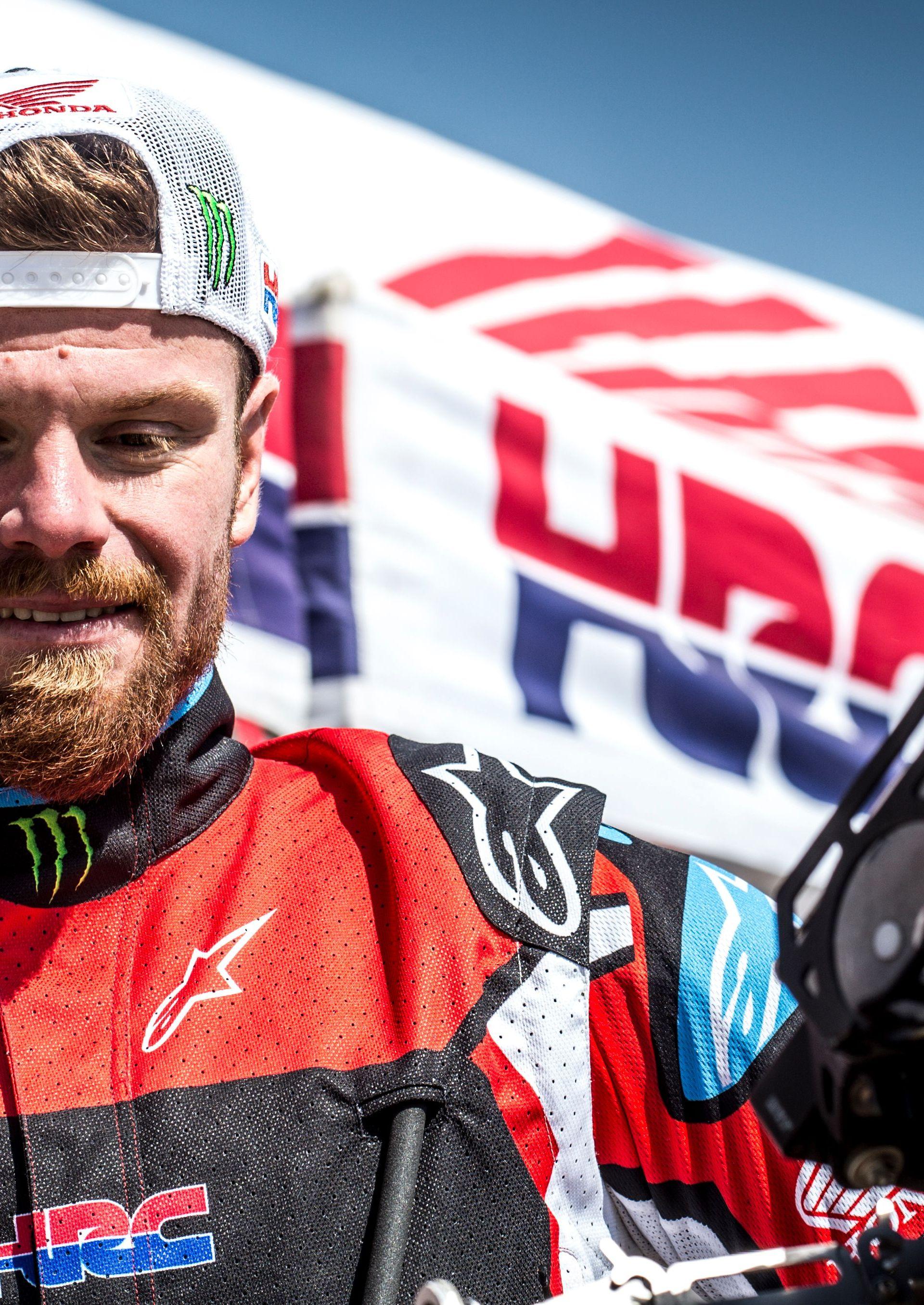 Bellino signe HRC pour le Rallye !