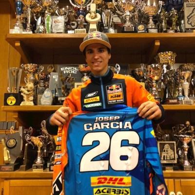 Tenue Josep Garcia