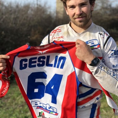 Maillot Anthony Geslin