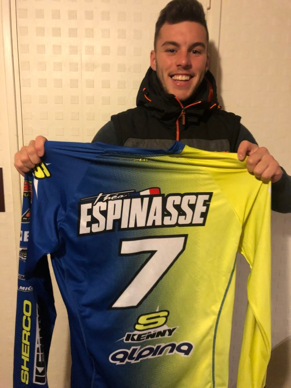 Maillot Theo Espinasse