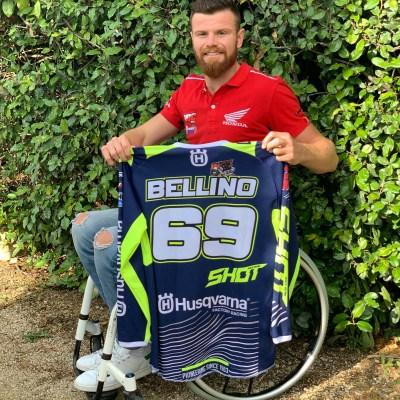 Maillot Mathias Bellino saison 2017