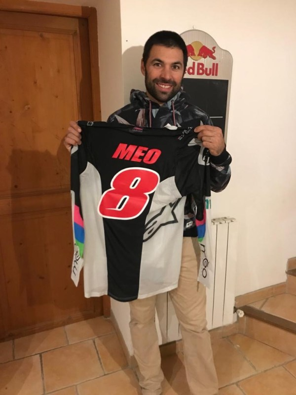 Maillot Antoine Meo 2019