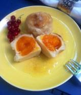 gebackene Aprikosenknödel-auf dem Teller2