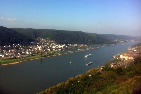 Rheinsteig-Wanderung im September 2014-3