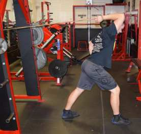 Triceps Shoulder Mobility Exercise 1