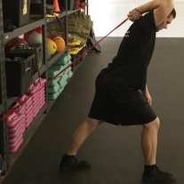 Elbow Stretch Mobility