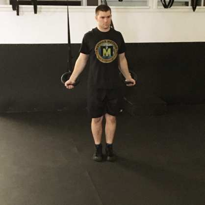 Shoulder Extension Stretch Mobility 1
