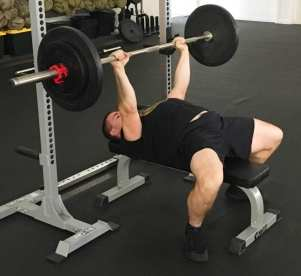 How to Bench Press more weight 3