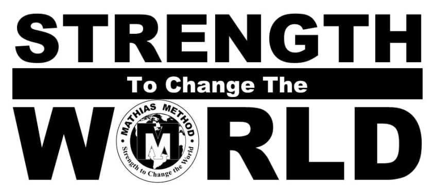 strength world logo