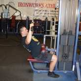 Lat Pull Down Exercise 1