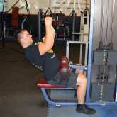 Close grip Lat Pull Down 2