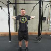 Shoulder Dislocation Mobility Exercise 5
