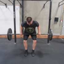 Barbell Row Exercise 6