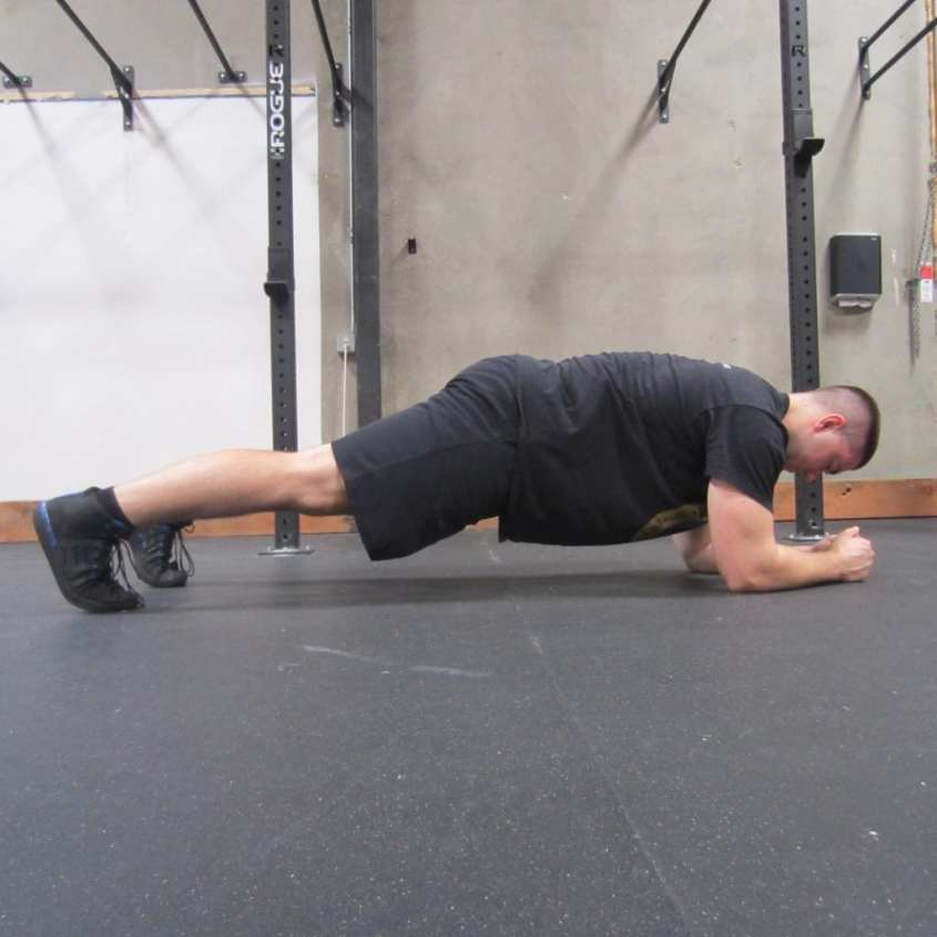 How To Do Planks Properly