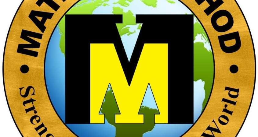 Mathias Method - Strength To Change The World Logo Trademark