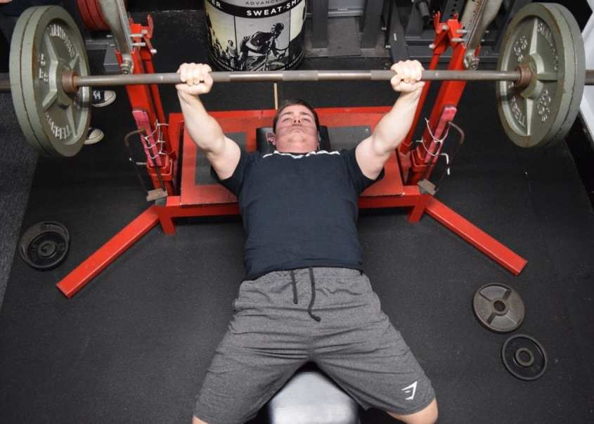 Bench Press Warm-Up Exercises