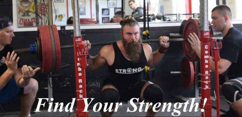 How To Get Stronger Properly with Strength Training