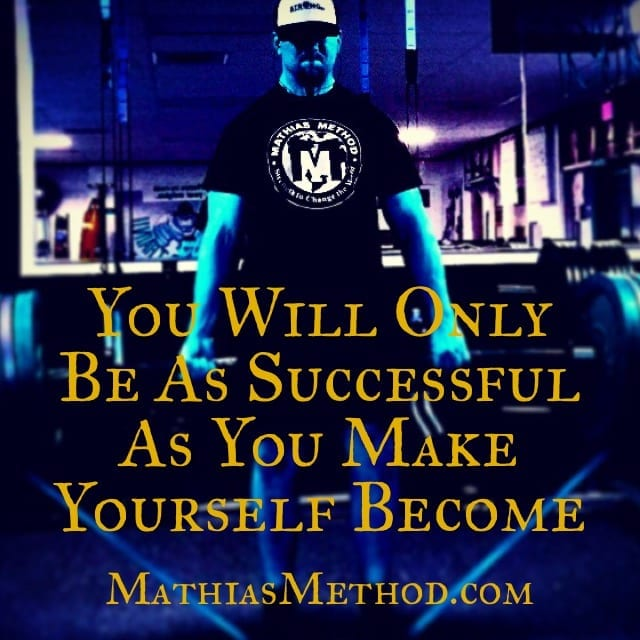 be successful deadlift