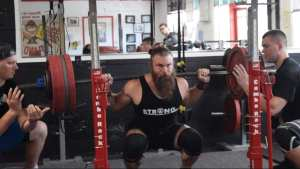 RAW Powerlifting Program for Mass