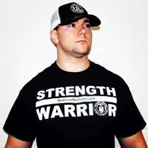 strength warrior ryan mathias
