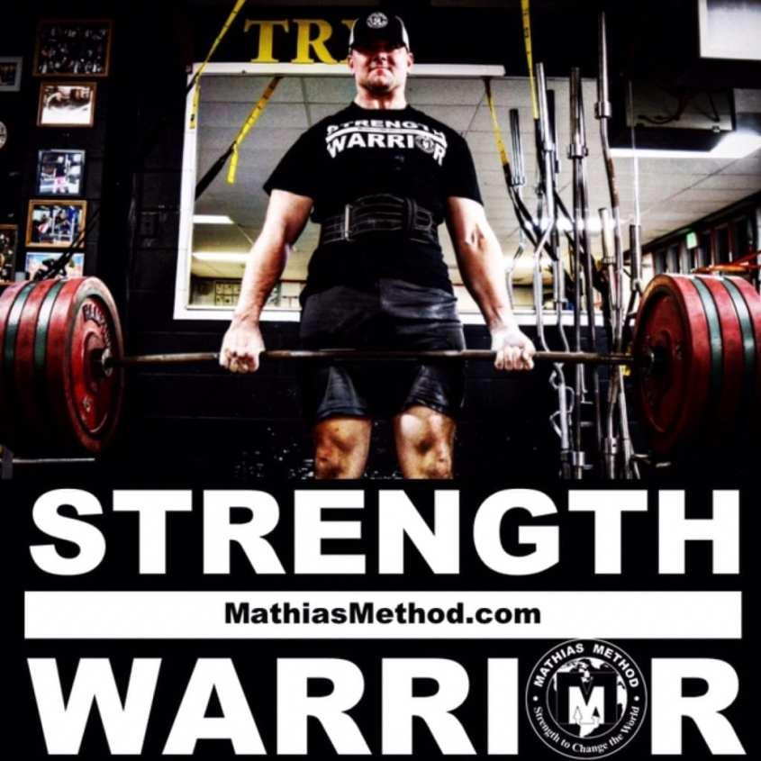 strength warrior training