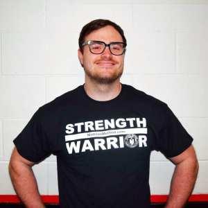 strength warrior rocky mahoney